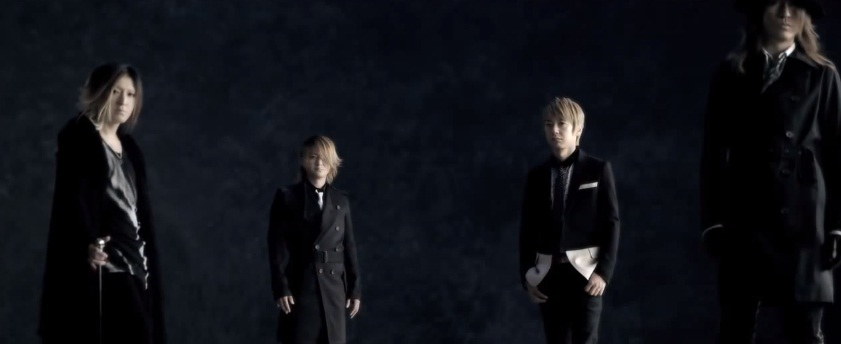 glay diamond skin mv