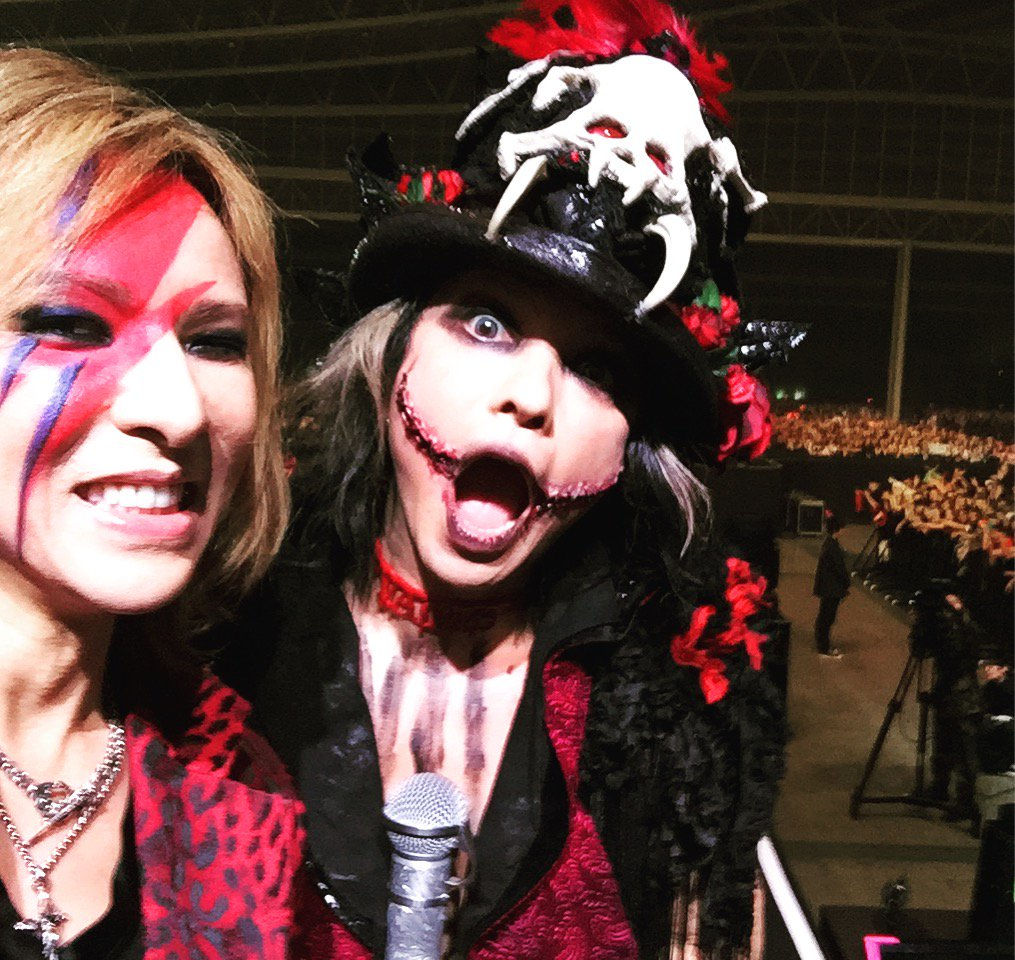 <Source:Yoshiki Official Twitter>