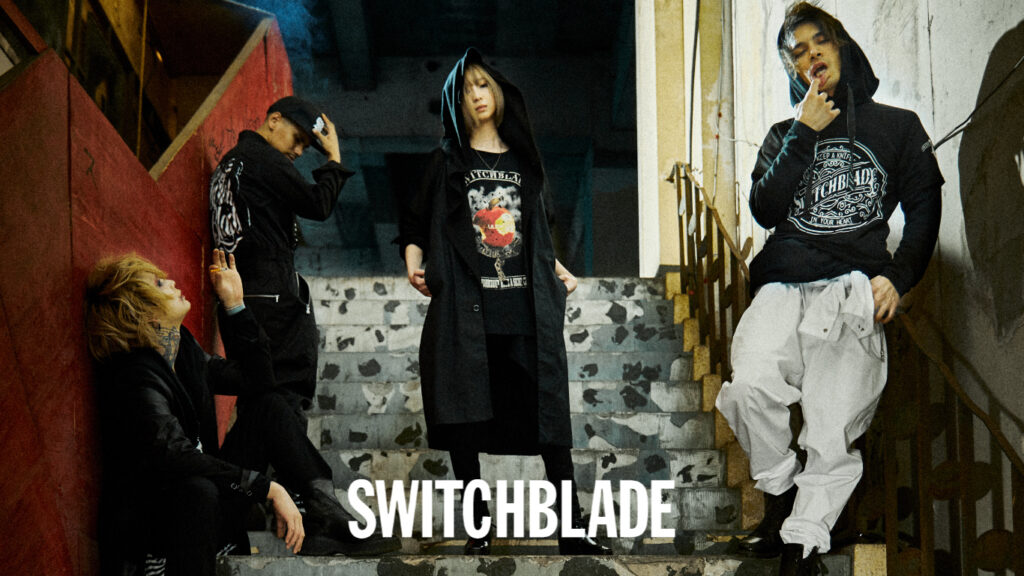 <Source:SWITCHBLADE Official Website>