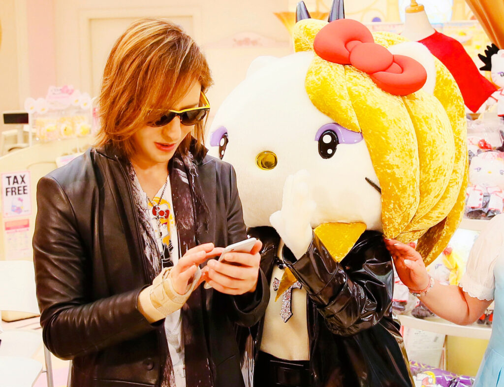 <Source:YOSHIKITTY Official Twitter>